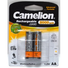 Аккумулятор АА 2000, NH, Camelion