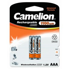 Аккумулятор ААА 1100, NH, Camelion