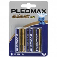 Бат. АА 1,5V, алкалин, Pleomax Economy