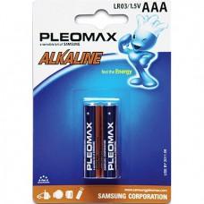 Бат. ААА 1,5V, алкалин, Pleomax