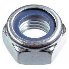 Гайка М16 со стопорным кольцом