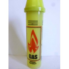 Газ для зажигалок 80мл. Польша (желтый)