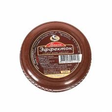 Крем для обуви Эффектон-макси, 100мл, коричневый