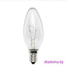 Лампа ДС 60Вт, Е14, Калашниково