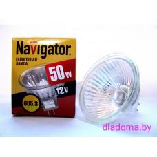 Лампа G5.3, 50W, 12V Navigator