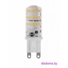 Лампа LED G9, 5Вт, 220В 4000К Navigator