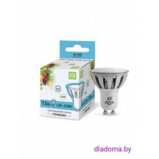 Лампа LED GU 10 7,5Вт 220В 4000К ASD
