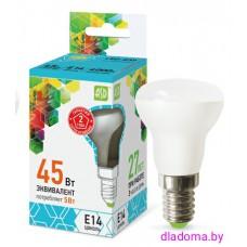 Лампа LED R50, 5Вт, E14,220В 4000К ASD