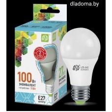 Лампа LED Е27 11Вт 4000К ASD