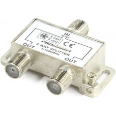 Сплиттер ТВ*2 , 5-1000МГц, PROCONNECT