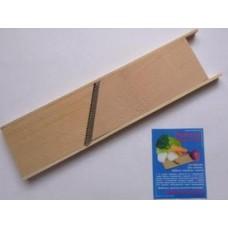 Терка деревянная корейка